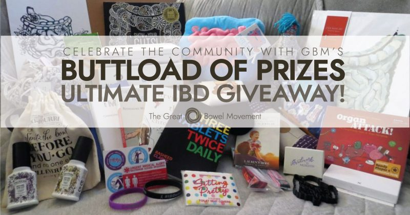 GBM's Buttload of Prizes Giveaway!