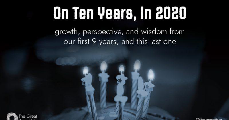 On Ten Years, in 2020
