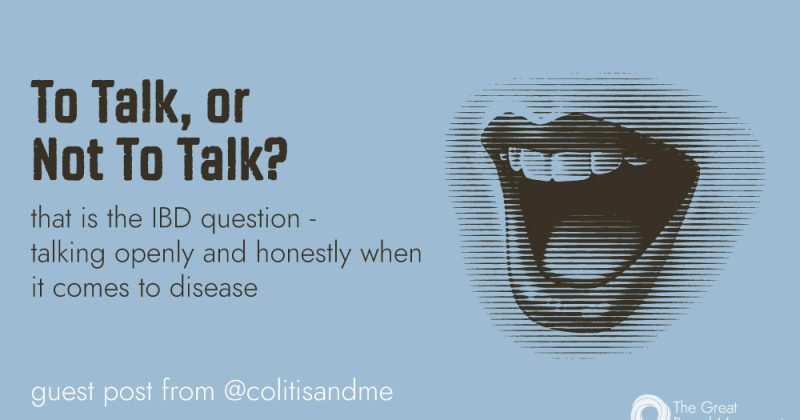 To Talk, or Not To Talk?